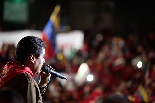 Nicolas Maduro en El Valle-4-Fidel Ernesto Vasquez