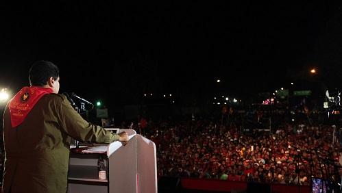 Nicolas Maduro en El Valle-5-Fidel Ernesto Vasquez