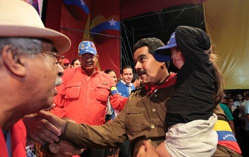 Nicolas Maduro en El Valle-6-Fidel Ernesto Vasquez