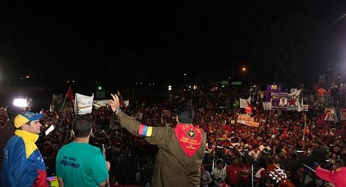 Nicolas Maduro en El Valle-7-Fidel Ernesto Vasquez
