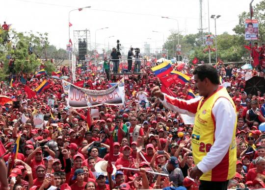 Nicolas Maduro en el zulia-Fidel Ernesto Vasquez