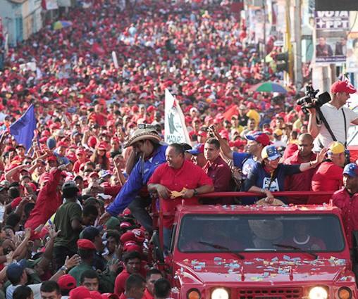 Nicolas Maduro en Guarico-Fidel Ernesto Vasquez