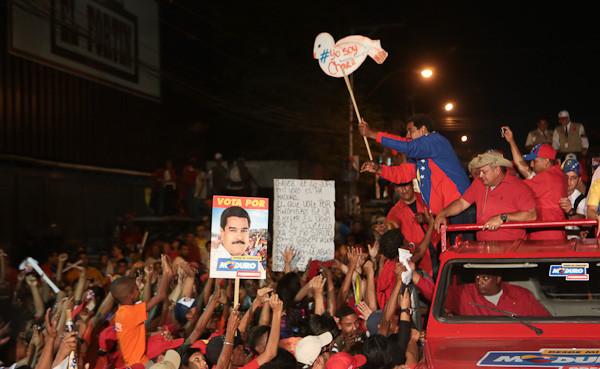 Nicolas Maduro en Miranda-01-Fidel Ernesto Vasquez