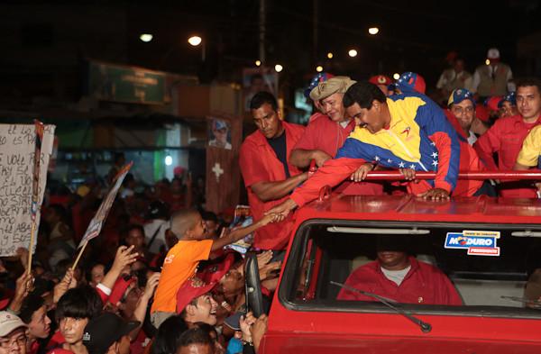 Nicolas Maduro en Miranda-02-Fidel Ernesto Vasquez