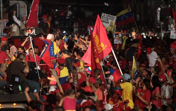 Nicolas Maduro en Miranda-03-Fidel Ernesto Vasquez