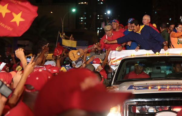 Nicolas Maduro en Nueva Esparta-02-Fidel ERnesto Vasquez
