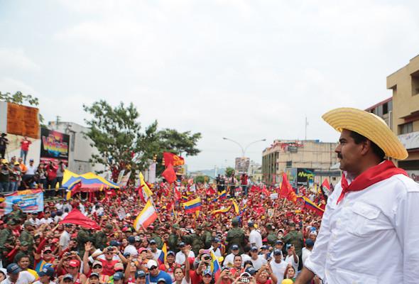 Nicolas Maduro en Trujillo-08-Fidel Ernesto Vasquez