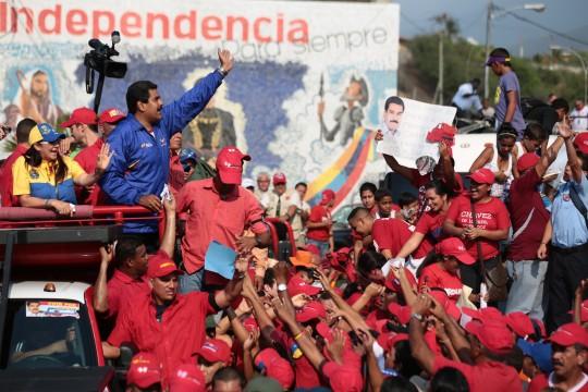 Nicolas maduro en Vargas-02-Fidel Ernesto Vasquez
