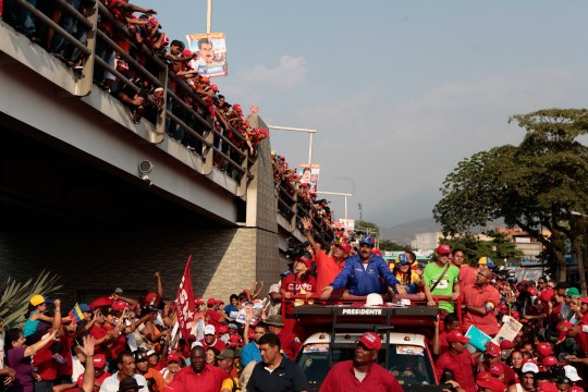 Nicolas maduro en Vargas-03-Fidel Ernesto Vasquez