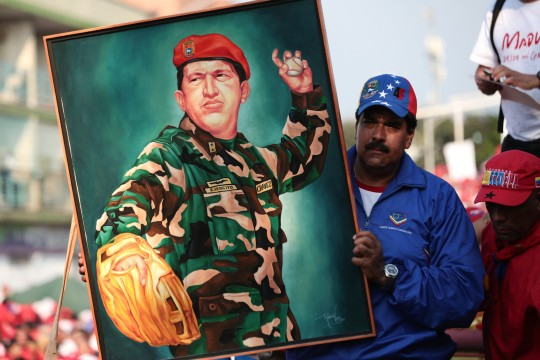 Nicolas maduro en Vargas-05-Fidel Ernesto Vasquez