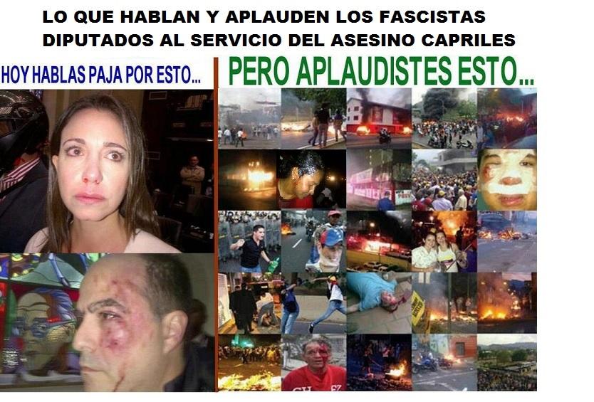Antichavistas-Fidel Ernesto Vasquez