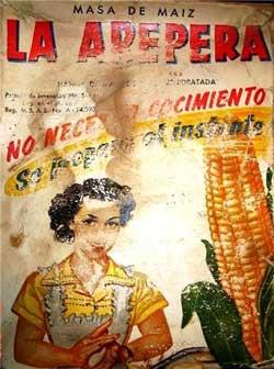 Arepera-Harina Precocida de maiz-Fidel Ernesto Vasquez