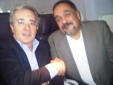 willie Colon y Alvaro Uribe-Fidel Ernesto Vasquez