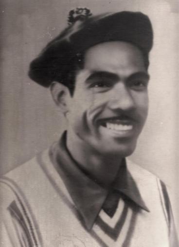 Brigido Iriarte-año 1945-Fidel Ernesto Vasquez