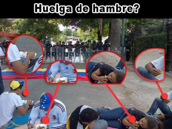 Huelga de Hambre-Fidel Ernesto Vasquez