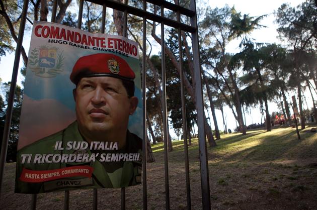 Nicolas Maduro en Italia-Fidel Ernesto Vasquez (2)