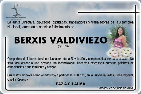 Obituario Berxis Valdivieso-Fidel Ernesto Vasquez (2)