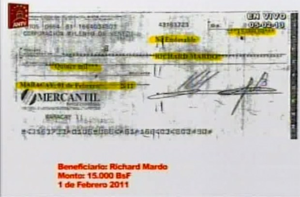 cheques de diputado Richard Mardo-Fidel Ernesto Vasquez (2)