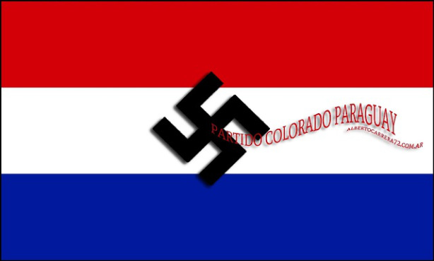 fascismo a la paraguaya-Fidel Ernesto Vasquez