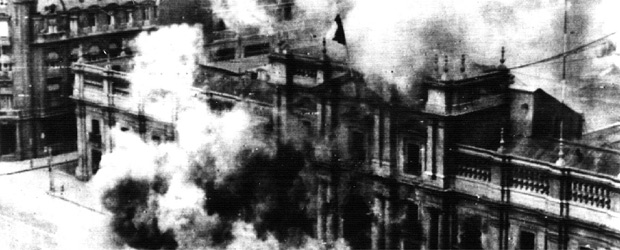 Palacio La Moneda-Fidel Ernesto Vasquez