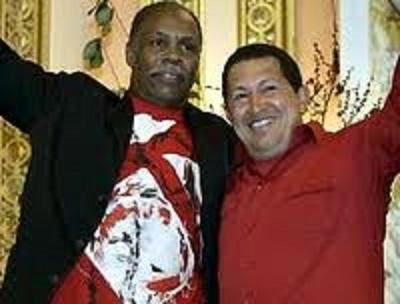 Danni Glover-Hugo Chavez-Fidel Ernesto Vasquez
