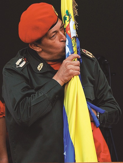 Hugo Chavez Frías-Fidel Ernesto Vasquez