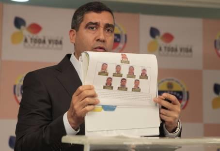 Miguel Rodríguez Torres-Fidel Ernesto Vasquez