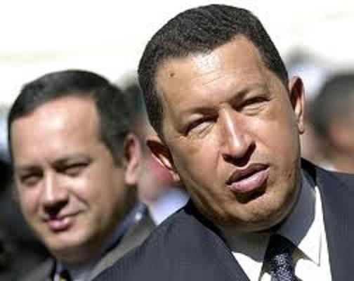 Presidente Chavez-Diosdado  Cabello-Fidel Ernesto Vasquez