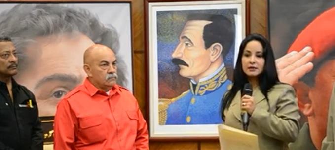 Stella Lugo-Dario Vivas-Fidel Ernesto Vasquez