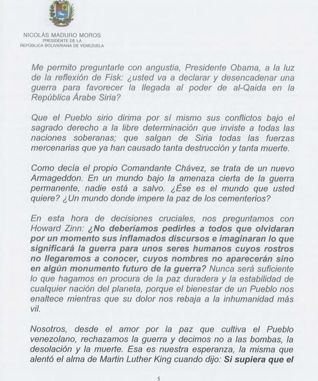 CARTA DEL PRESIDENTE NICOLAS MADURO A OBAMA 01-Fidel Ernesto Vasquez (5)