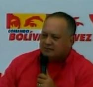 Diosdado Cabello-Fidel Ernesto Vasquez