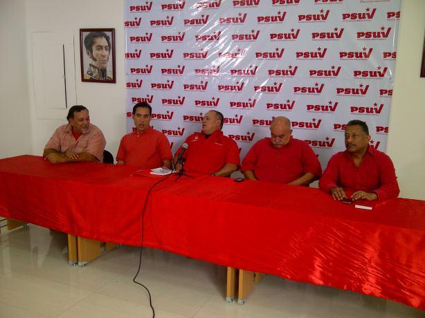 Diosdado Cabello-PSUV-Fidel Ernesto Vasquez