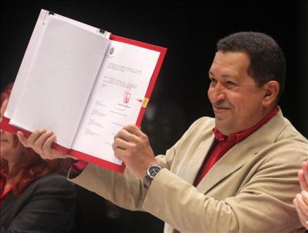 Hugo Chavez F.-Fidel Ernesto Vasquez