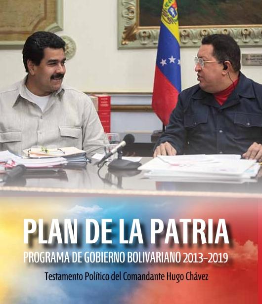 Plan de la Patria-Fidel Ernesto Vasquez