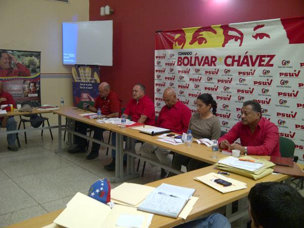 PSUV-Fidel Ernesto Vasquez