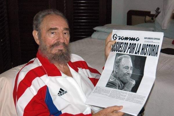 Fidel Castro Rus- Fidel Ernesto Vasquez
