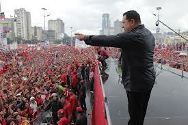 Hugo Chavez Mitin 4 octubre de 2012-Fidel Ernesto Vasquez (1)