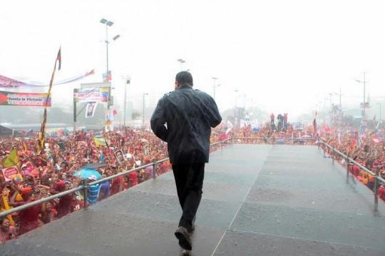 Hugo Chavez Mitin 4 octubre de 2012-Fidel Ernesto Vasquez (12)