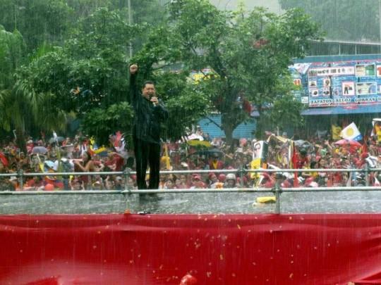 Hugo Chavez Mitin 4 octubre de 2012-Fidel Ernesto Vasquez (15)