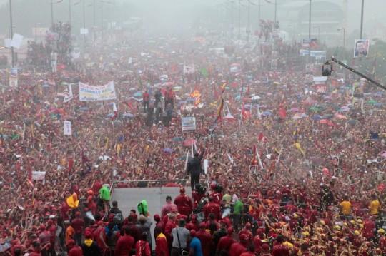Hugo Chavez Mitin 4 octubre de 2012-Fidel Ernesto Vasquez (7)