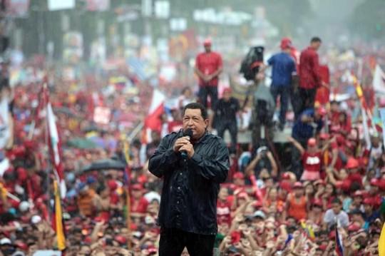 Hugo Chavez Mitin 4 octubre de 2012-Fidel Ernesto Vasquez (9)