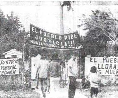 La Masacre de El Amparo-Fidel Ernesto Vasquez