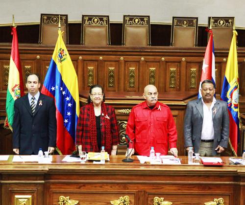 Acto Navidad para los Cinco Heroes Cubanos-Fidel Ernesto Vasquez (1)