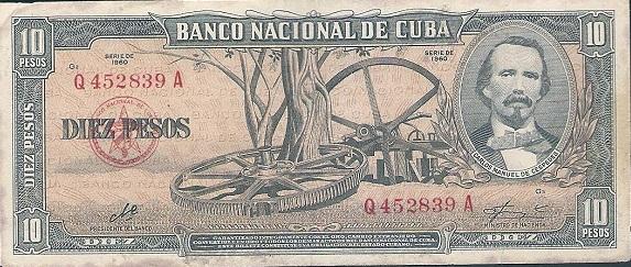 Billete cubano firmado por el Che-02-Fidel Ernesto Vasquez