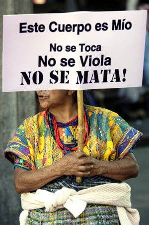 No a la agresion a la mujer-Fidel Ernesto Vasquez