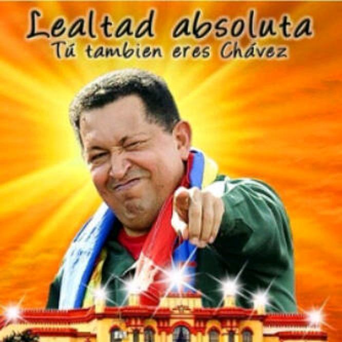 Hugo Chavez Frias-Fidel Ernesto Vasquez