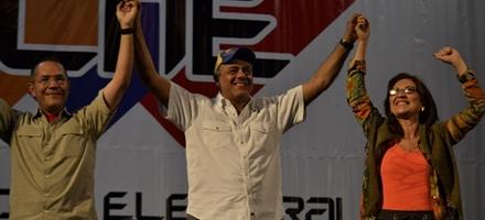 Jorge Rodriguez-Fidel Ernesto Vasquez