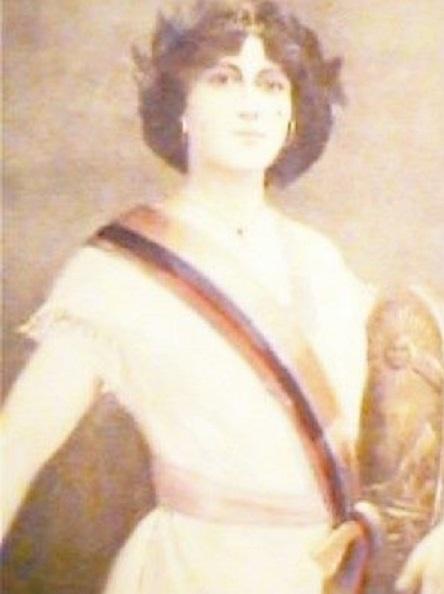 Manuela Saenz-Fidel Ernesto Vasquez