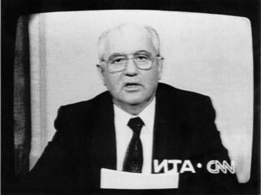 Mijaíl Gorbachov renuncia -Fidel Ernesto Vasquez