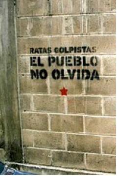 Ratas golpistas-Fidel Ernesto Vasquez